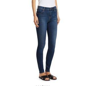 JBrand High Rise Skinny Denim Jeans